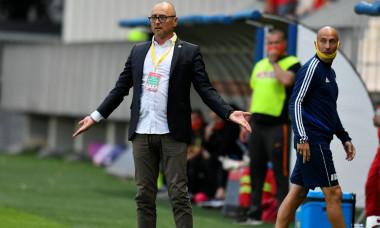 Leo Grozavu, antrenorul lui Sepsi / Foto: Sport Pictures