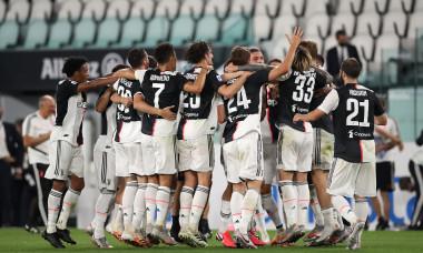 Juventus campioana