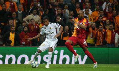 Galatasaray - Real Madrid UEFA Champions League