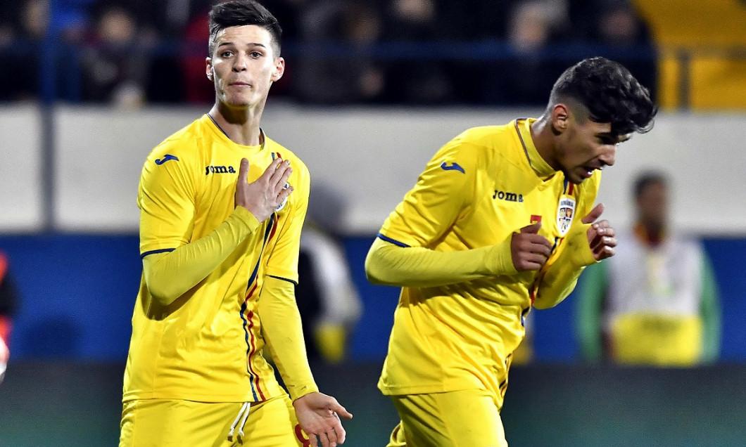 FOTBAL:ROMANIA U21-PORTUGALIA U 21, PRELIMINARIILE CE 2019 (10.11.2017)
