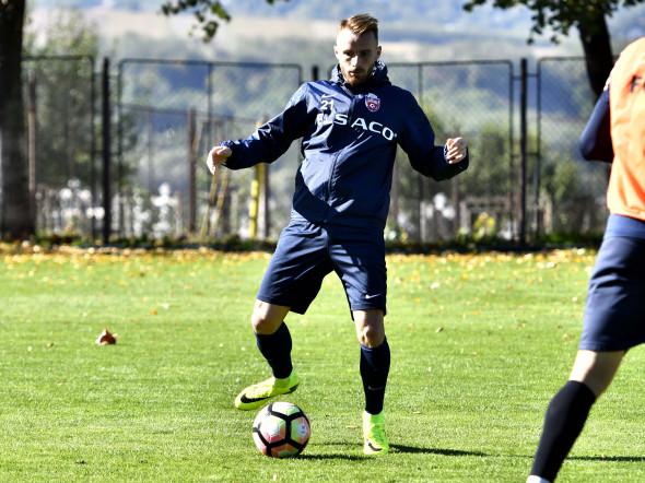FOTBAL:ANTRENAMENT FC BOTOSANI (6.10.2016)