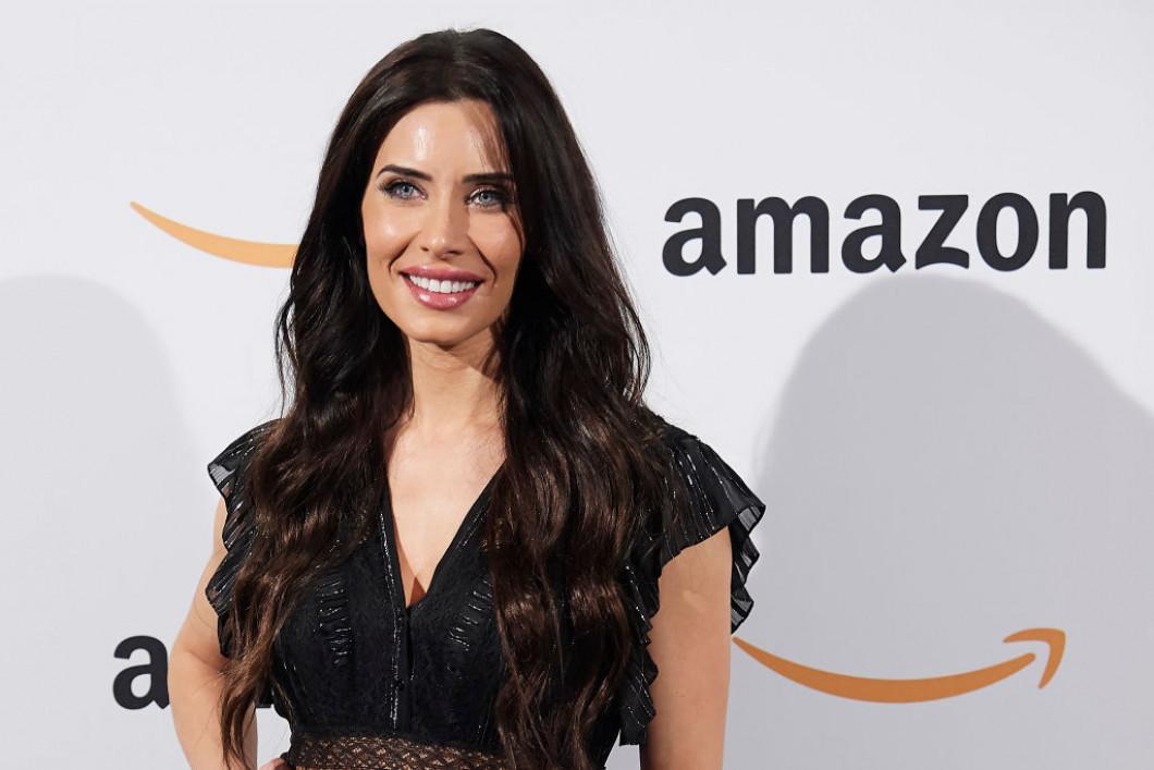 Pilar Rubio And Paz Vega Attend Amazon Pop-Up Inauguration