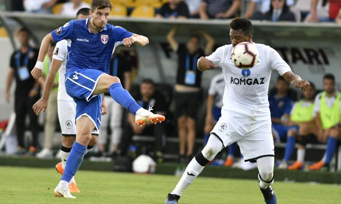 FOTBAL:FC VOLUNTARI-GAZ METAN MEDIAS, LIGA 1 BETANO (30.07.2018)