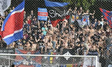 Suporterii CSA Steaua / Foto: Sport Pictures