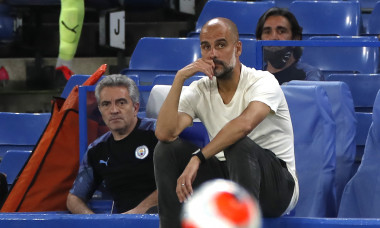 Pep Guardiola, managerul lui Manchester City / Foto: Getty Images
