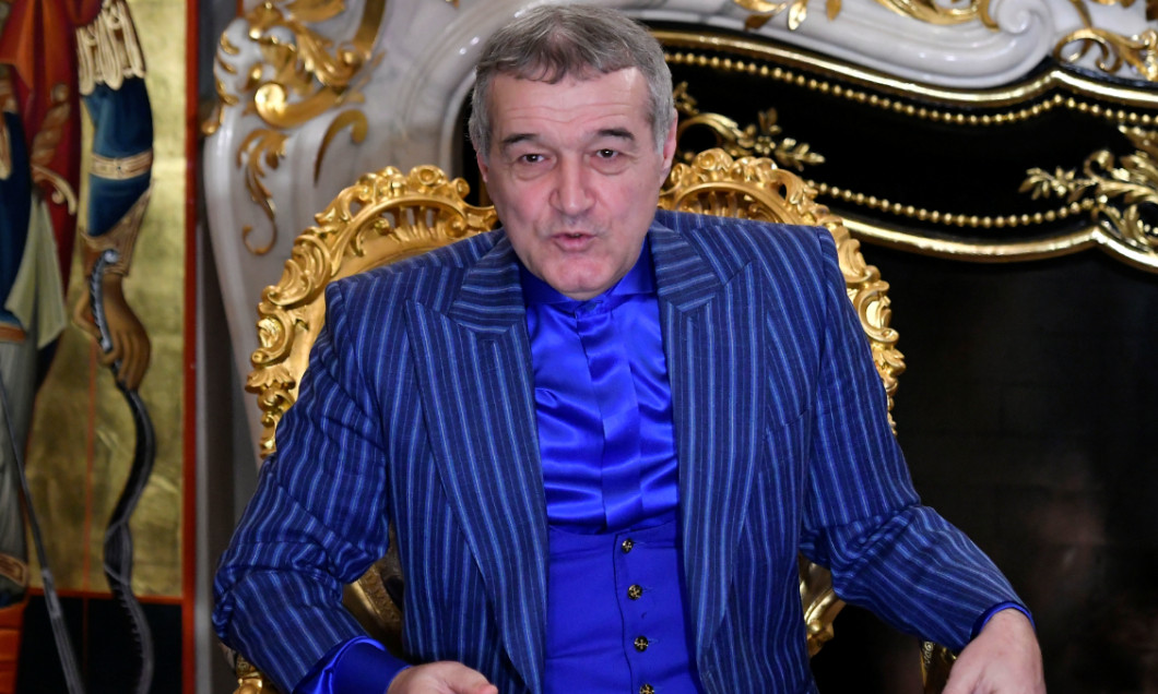 Gigi Becali, patronul FCSB / Foto: Sport Pictures