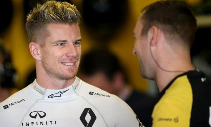 F1 Grand Prix of Abu Dhabi - Practice
