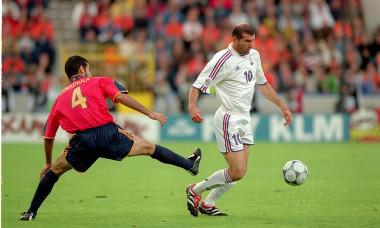Zinedine Zidane, Josep Guardiola