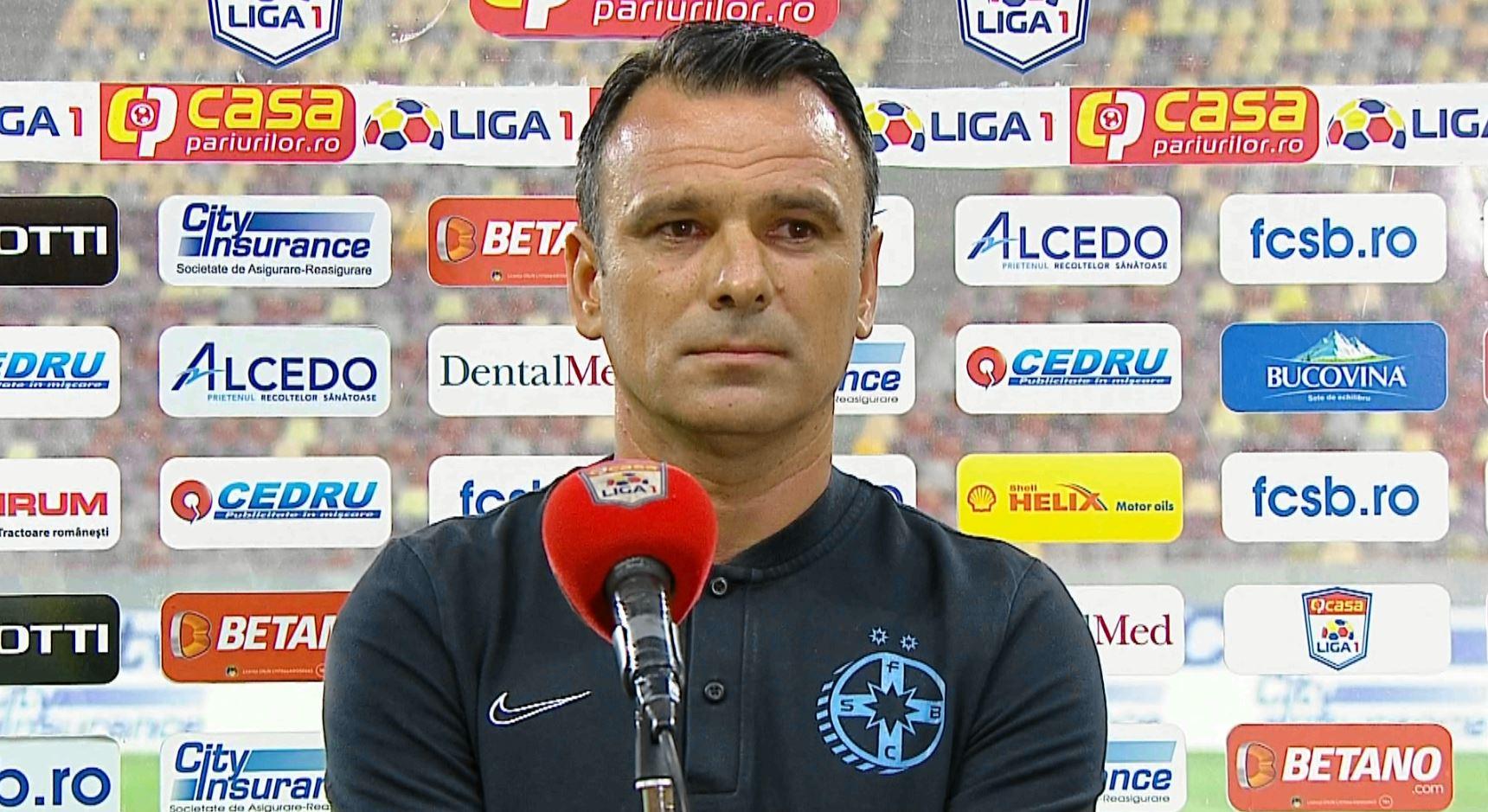 """Toni Petrea, pus la zid de un alt antrenor: """"Noi știm foarte bine, cine merge la FCSB își asumă rolul de secund"""""""