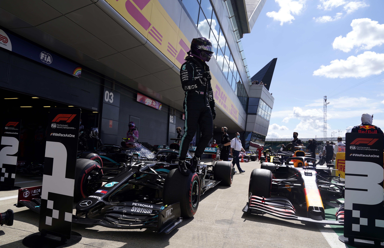 LIVE VIDEO Marele Premiu de Formula 1 de la Silverstone, ora 16:00, pe Digi Sport 1. Hamilton, de neoprit în calificări