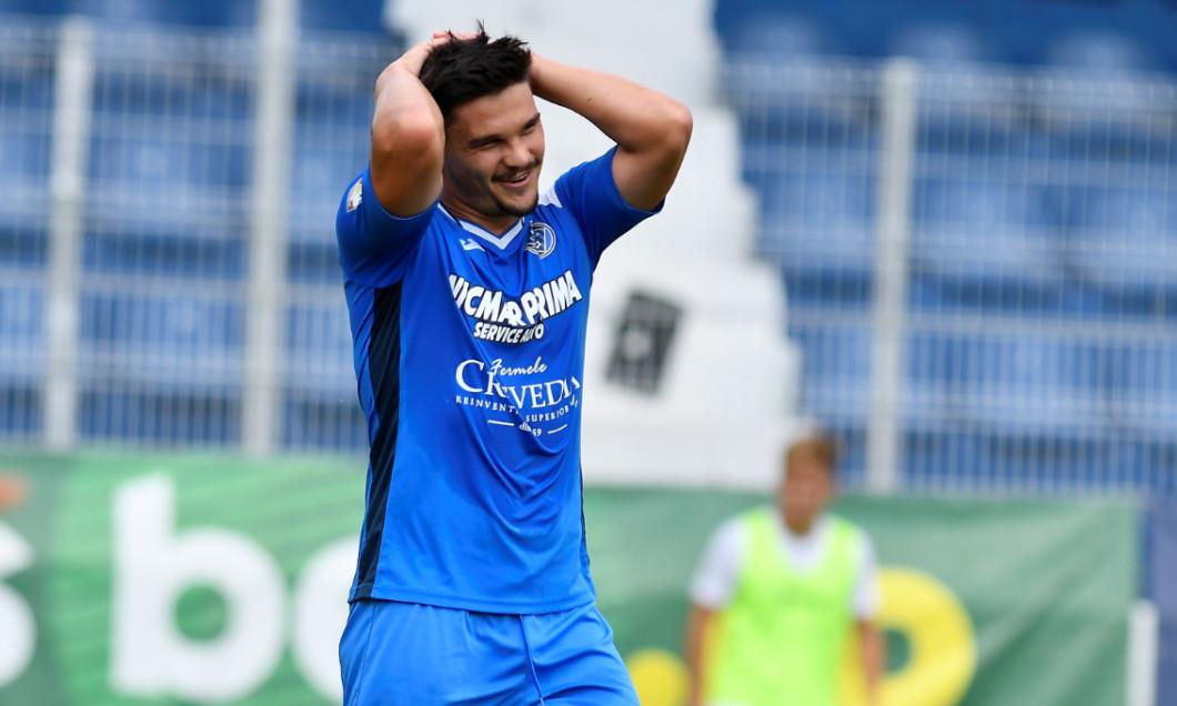 Alexandru Buziuc, atacantul transferat de FCSB / Foto: Sport Pictures