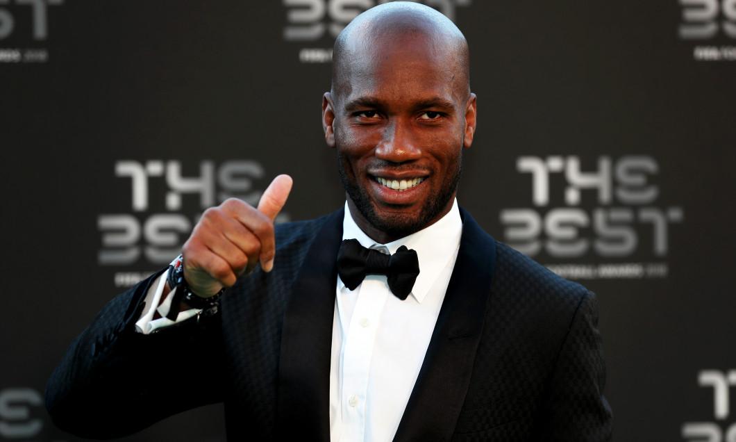 The Best FIFA Football Awards - Green Carpet Arrivals