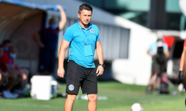 Ilie Poenaru, antrenorul Academicii Clinceni / Foto: Sport Pictures