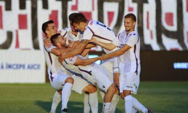 FC Argeș a promovat în Liga 1 / Foto: Sport Pictures