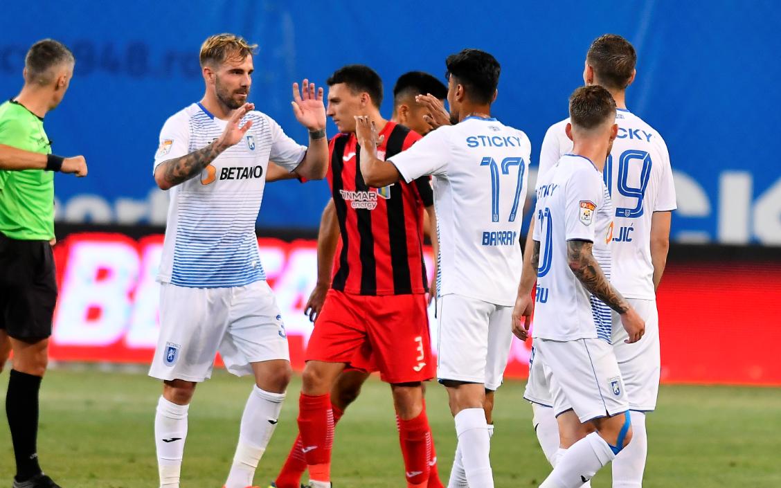 """UEFA a decis: Astra - Craiova se joacă doar dacă nu va influența lupta la titlu! Reacția giurgiuvenilor: """"Răspunsul e la FRF"""""""