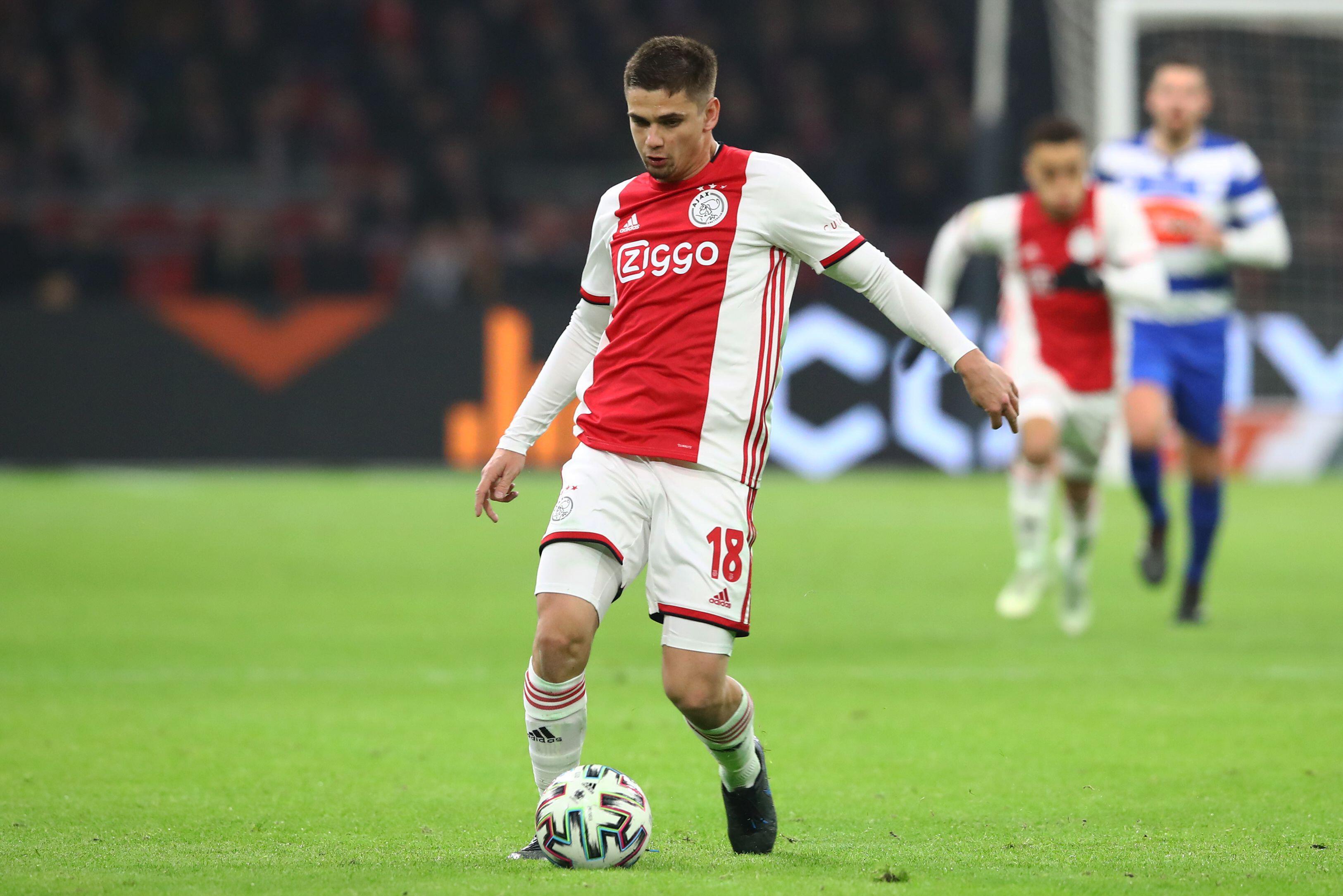 """Răzvan Marin, titular la Ajax? """"Cu talentul și mentalitatea sa, mă aștept să reușească"""""""