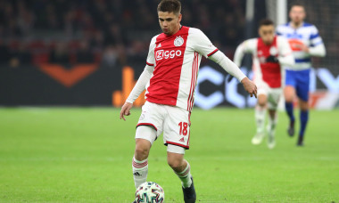 22 january 2020Amsterdam, The NetherlandsSoccer Ajax v SpakenburgRazvan Marin of Ajax