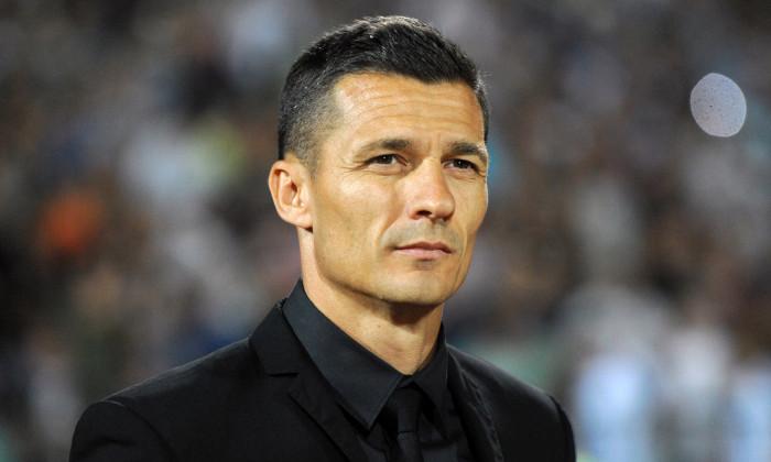 Costel Gâlcă, antrenorul lui Vejle Boldklub / Foto: Getty Images