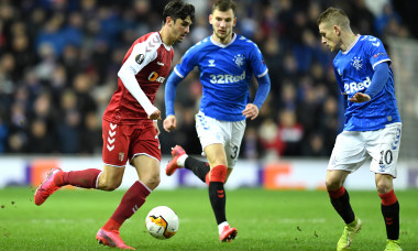 Rangers FC v Sporting Braga - UEFA Europa League Round of 32: First Leg