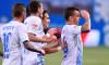 Jucătorii Craiovei, după golul marcat de Dan Nistor în meciul cu CFR / Foto: Sport Pictures