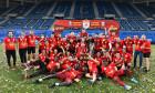 CFR Cluj a câștigat campionatului datorită victoriei de la Craiova / Foto: Sport Pictures
