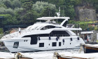 *EXCLUSIVE* Fresh from winning the league with Juventus, the Portuguese footballer Cristiano Ronaldo is spotted on his Azimut mega yacht with his partner Georgina Rodriguez and his son Cristiano Ronaldo Jr on holiday in Portofino. *WEB MUST CALL FOR PRICI