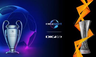 UCL_UEL la Digi Sport și Digi 4K