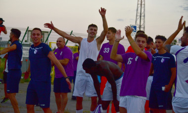 FOTBAL:FC ARGES-UTA ARAD, LIGA 2 (2.08.2020)