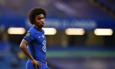 Willian, în tricoul lui Chelsea / Foto: Getty Images