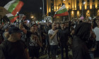 Anti-government Protests In Sofia Day 8