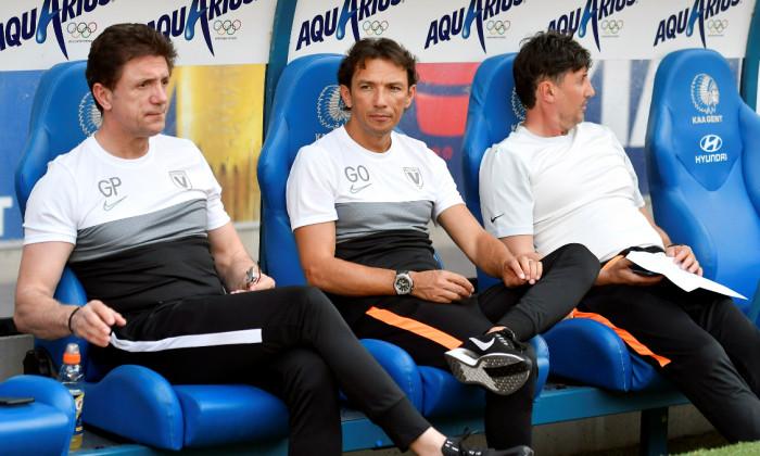 George Ogăraru, fost director al departamentului de scouting și relații internaționale de la Viitorul / Foto: Sport Pictures