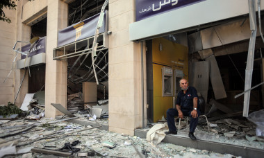 Aftermath of Explosion in Lebanon's Capital City