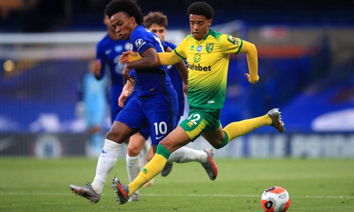 Chelsea FC v Norwich City - Premier League