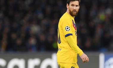 Messi - San Paolo