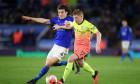 Leicester City v Manchester City - Premier League