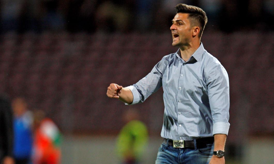 Florin Bratu, antrenorul Concordiei Chiajna / Foto: Sport Pictures