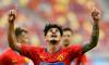 Florinel Coman, după un gol marcat pentru FCSB / Foto: Sport Pictures