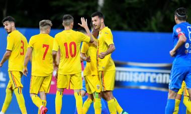 Naționala de tineret a învins Farul într-un meci amical / Foto: Sport Pictures