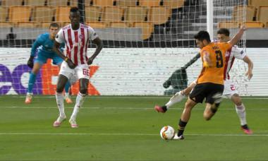 Raul Jimenez / Foto: Captură Digi Sport