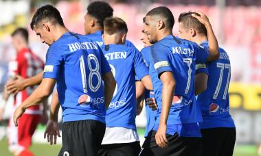 FOTBAL:DINAMO BUCURESTI-FC VIITORUL CONSTANTA, PLAY-OUT LIGA 1 CASA PARIURILOR (5.08.2020)