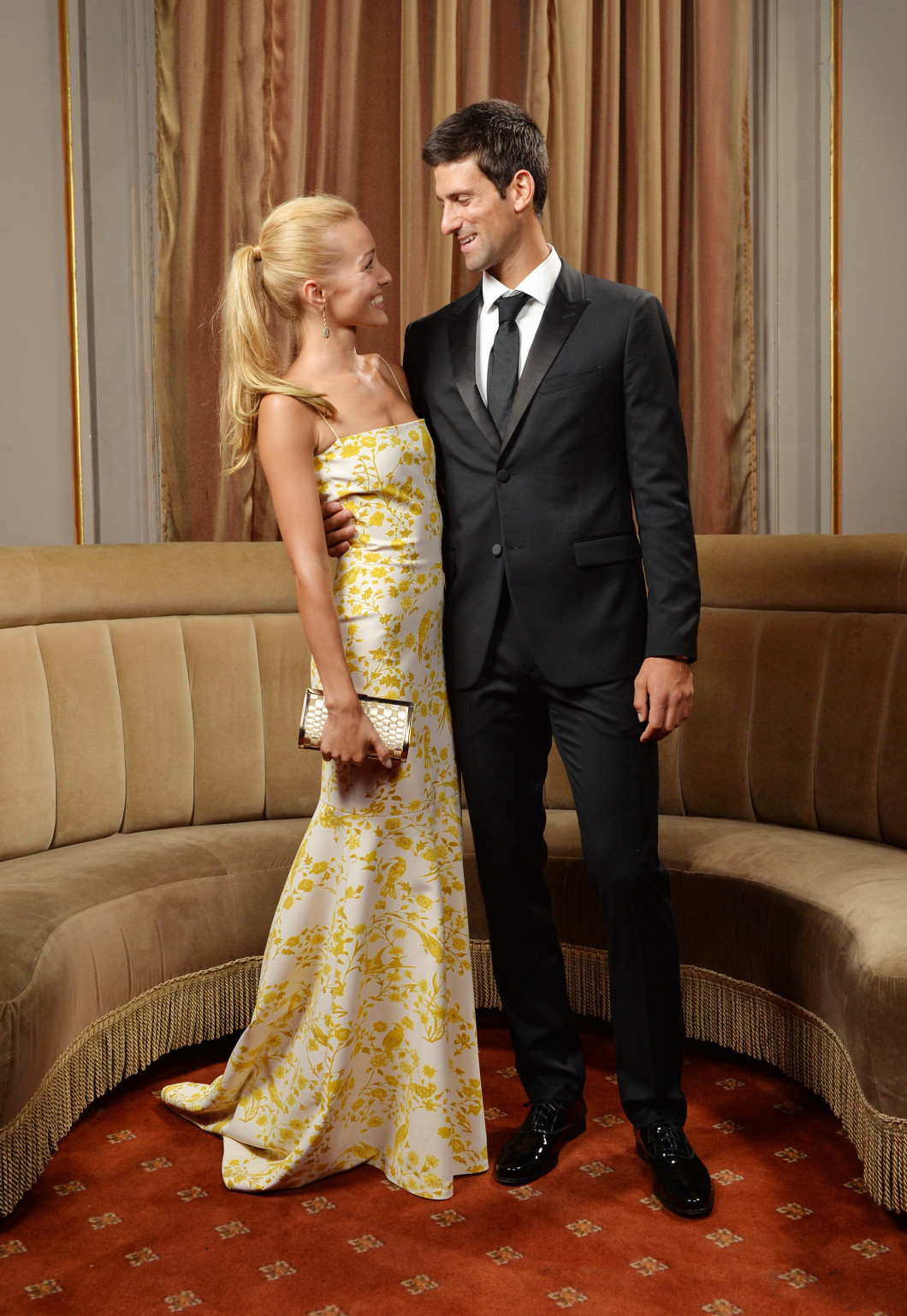 The Novak Djokovic Foundation New York Dinner - Portraits