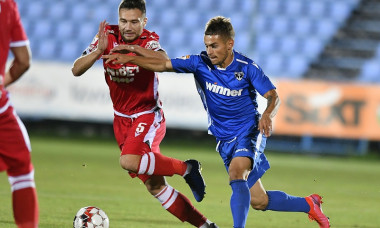 FOTBAL:FC VOLUNTARI-DINAMO BUCURESTI, PLAY-OUT LIGA 1 CASA PARIURILOR (2.08.2020)