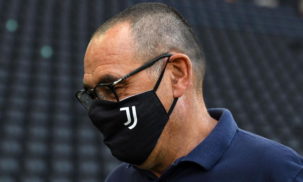 Maurizio Sarri, antrenorul lui Juventus / Foto: Getty Images