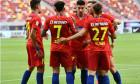 Jucătorii de la FCSB, în meciul cu FC Botoșani / Foto: Sport Pictures