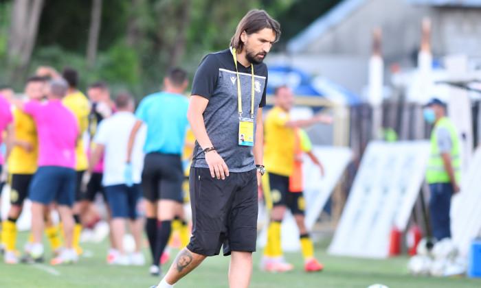 Dan Alexa, fostul antrenor de la Rapid / Foto: Sport Pictures