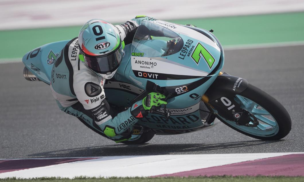 Moto2 & Moto3 GP Of Qatar - Qualifying
