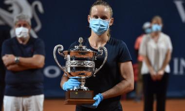 Fiona Ferro, campioana de la Palermo / Foto: Getty Images