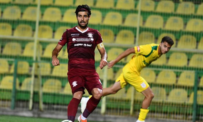 Facundo Mallo, fostul fotbalist de la Rapid / Foto: Sport Pictures