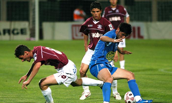 FOTBAL:RAPID-UNIVERSITATEA CRAIOVA 4-0 LIGA 1 (18.05.2005)