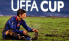 FOTBAL:STEAUA BUCURESTI-CF VALENCIA 2-0,CUPA UEFA (24.02.2005)
